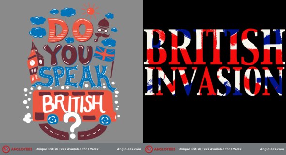 London Alert: New Designs LIVE – Do You Speak British? and British Invasion Tribute