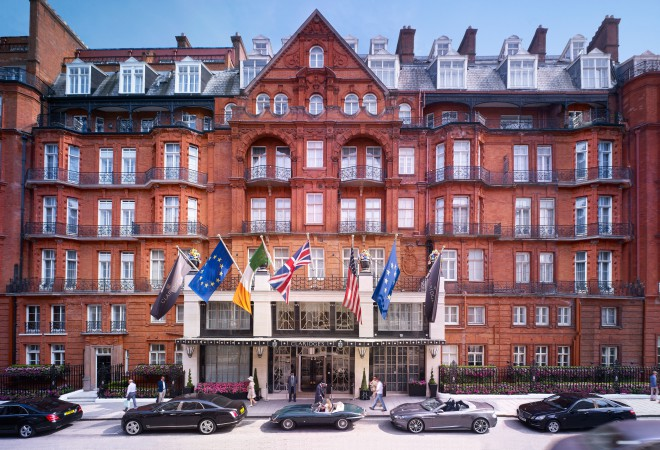 Ten Interesting Facts and Figures about Claridge's Hotel in London