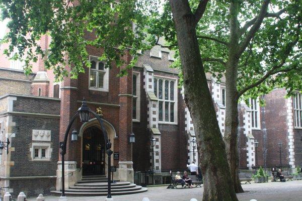 Middle Temple Inn Hall