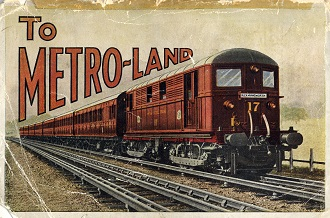 Tube Alert: Rare Opportunity to Travel the Tube on a Steam Train for Teatime in September