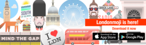 The Emojis All Londonphiles Have Wanted: Londonmoji