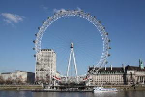 Great London Buildings – The London Eye