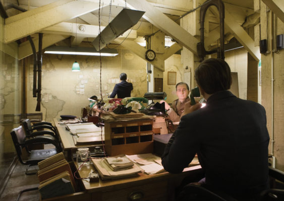 Great London Buildings: The Churchill War Rooms