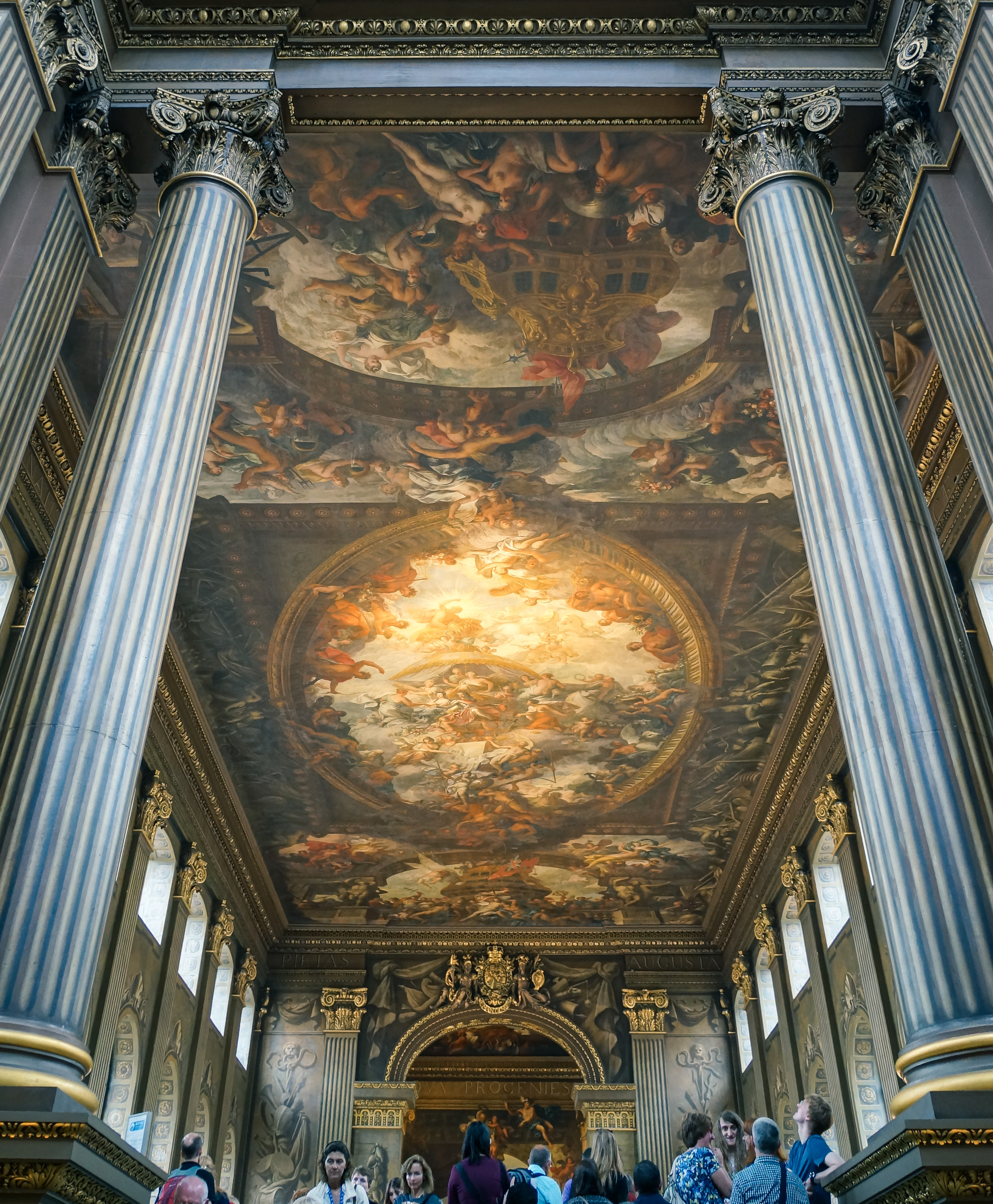 London Alert: The Painted Hall in Greenwich is Closing for 6 Months