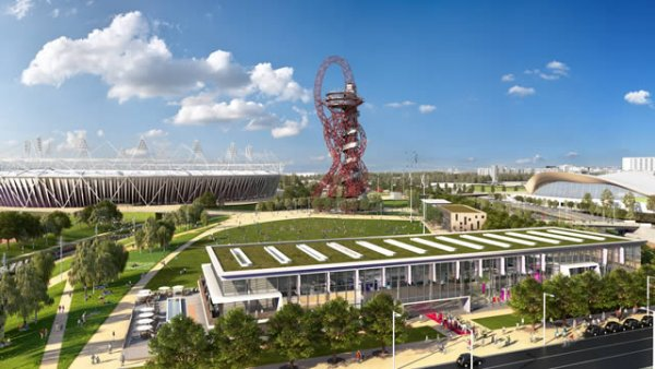 Great London Places – Queen Elizabeth Olympic Park