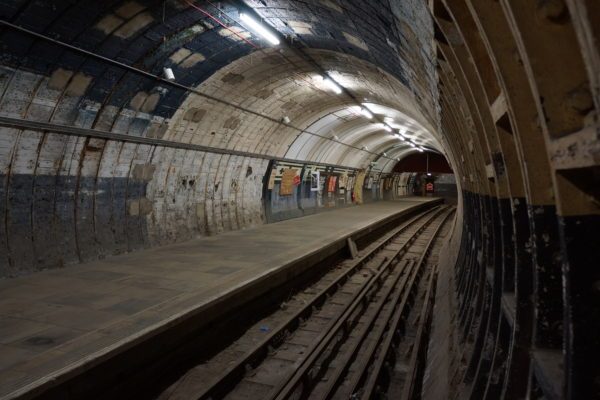 London Alert: Explore Hidden London With New Abandoned Tube Station Tours