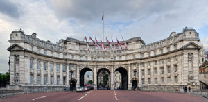 Great London Buildings – The Admiralty Arch