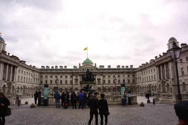 Great London Buildings – Somerset House