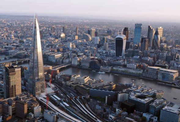 City on the Edge of Tomorrow – London as a Smart City