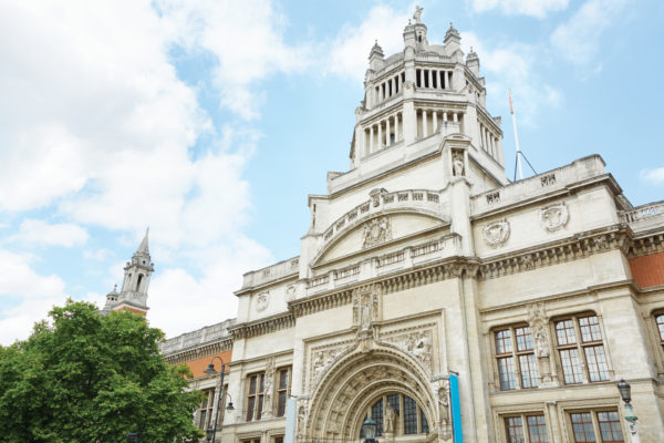 Great London Buildings – The Victoria & Albert Museum