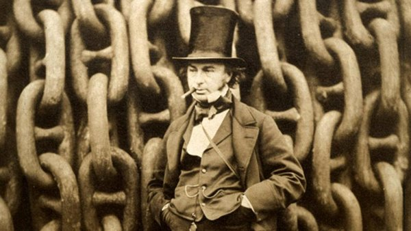 The London Fiver – Five Places to Visit for Isambard Kingdom Brunel