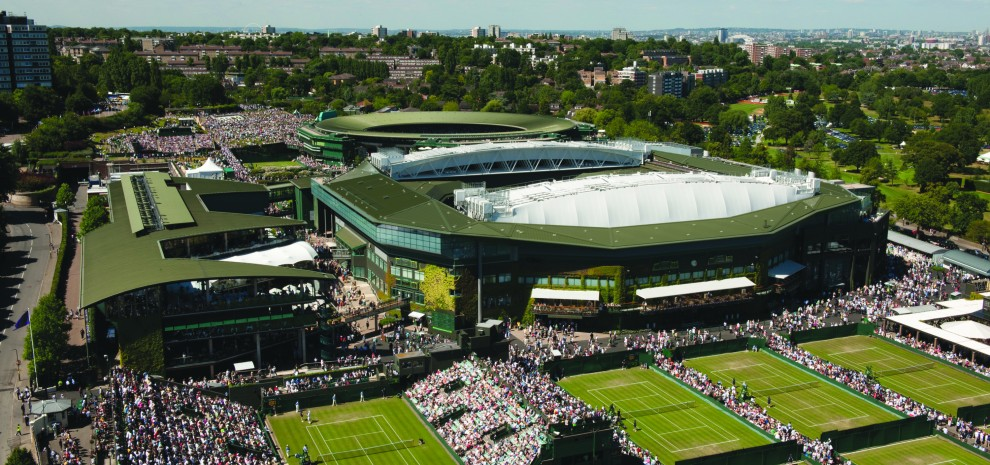 Great London Buildings – The Courts of Wimbledon