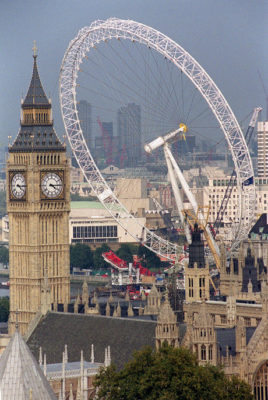 Cool Britannia: A Look at London in the 1990s