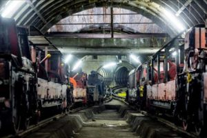 London's Newest Museum – The Mail Rail Experience – Opens July 28th