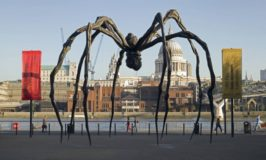 The London Fiver – Five Interesting Pieces of Public Art in London