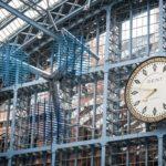 London Art: St Pancras Gets Beautiful New Art Installation – The Interpretation of Movement