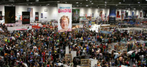 The London Fiver – Five Genre Conventions to Attend in London