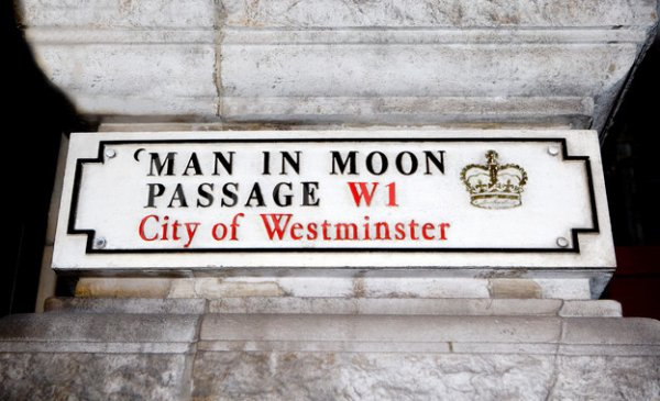 Streets of London: Amusing London Street Names