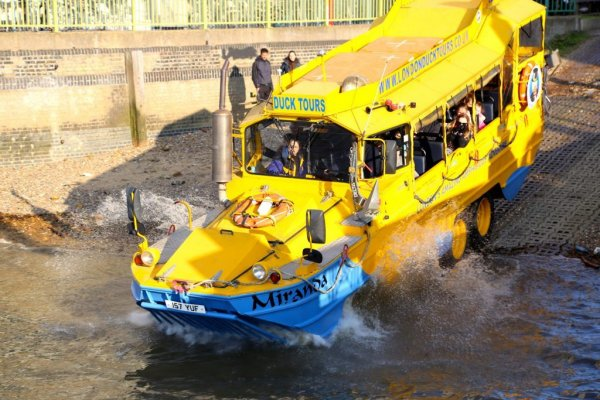 London Alert: London Duck Tours Are Ending!