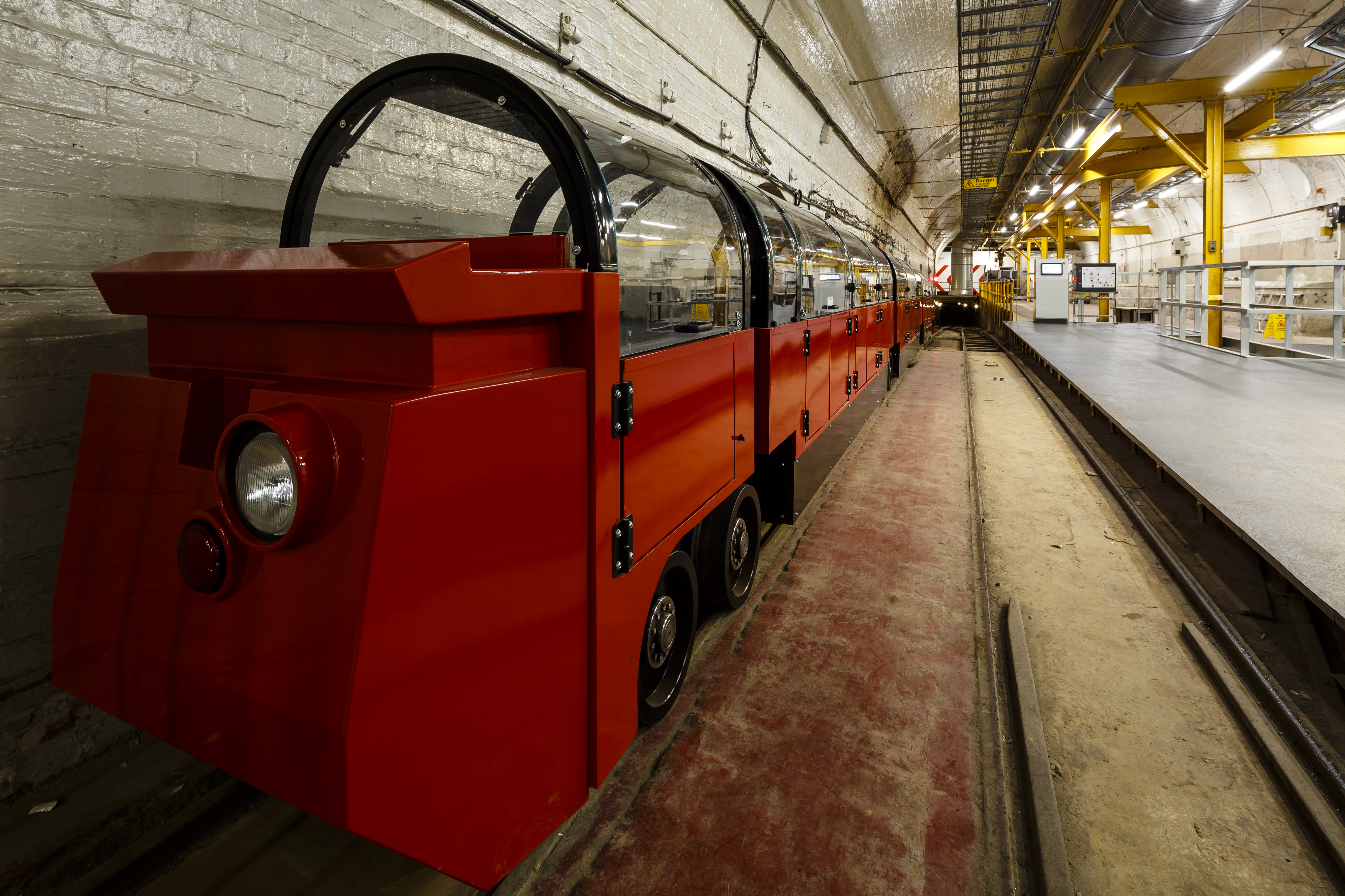 Laura's London: Exploring London's Newest Museum – The Secret Mail Rail and The Postal Museum