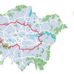 The London Fiver – Five Urban Walking Trails in London