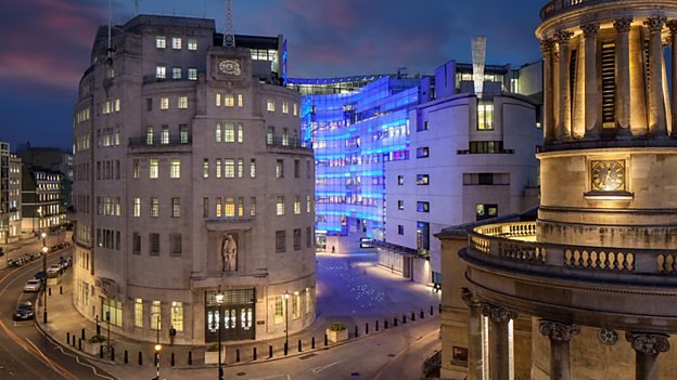 Great London Buildings – BBC Broadcasting House