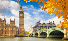 The London Fiver – Five Brilliant Things to Do in London in the Autumn