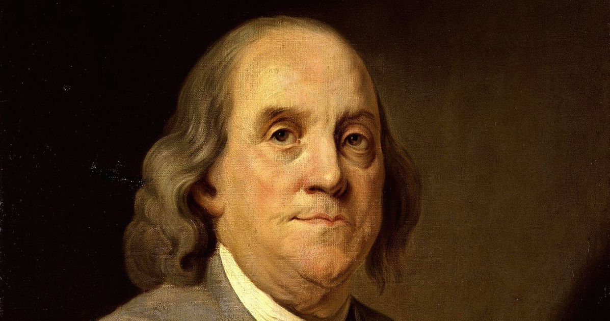 Great Londoners: Benjamin Franklin – When London Was America's Capital