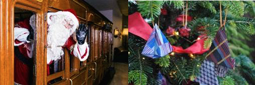 London Alert: Christmas Events at the London Transport Museum