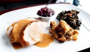 Ten Places to Enjoy Thanksgiving Dinner in London