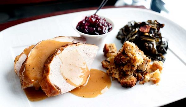 Ten Places to Enjoy Thanksgiving Dinner in London