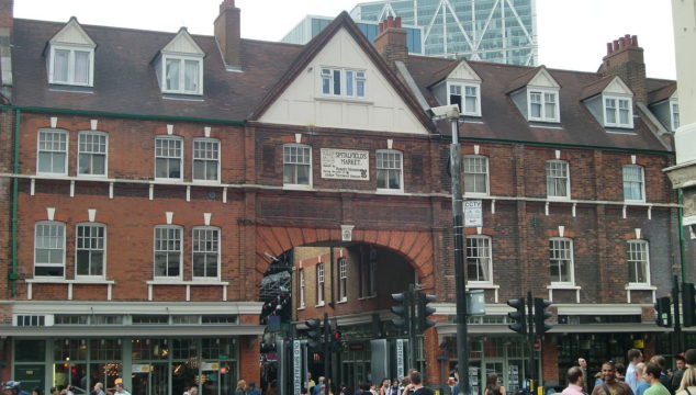 Top 10 London: Top 10 Things to See and Do in Spitalfields