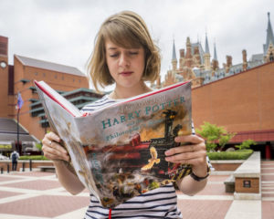 Laura's London: Laura Visits Harry Potter: A History of Magic at the British Library – New 20th Anniversary Harry Potter Exhibition