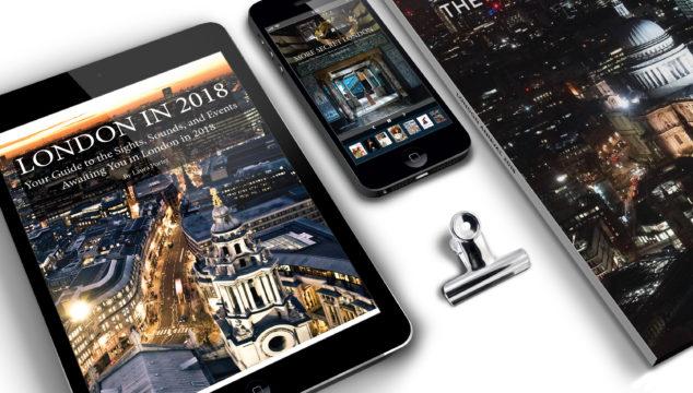London Alert: 2018 London Annual Digital PDF Edition Now Available