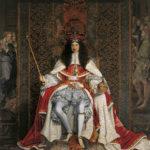 John Michael Wright, Charles II, c.1676