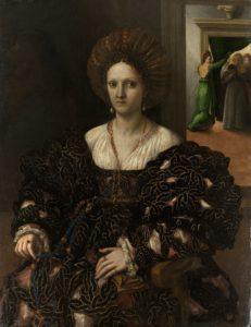 Giulio Romano, Margherita Paleologo, c.1531