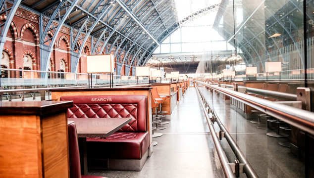 The London Fiver – Five of the Best Champagne Bars for Your New Year's Toast