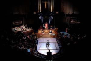 London Theatre: Agatha Christie's Witness for the Prosecution at London County Hall – Review