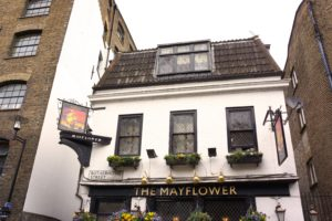 The London Fiver – Five Places Important to American History in London