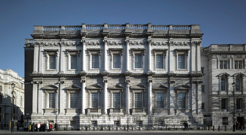 Great London Buildings – Banqueting House