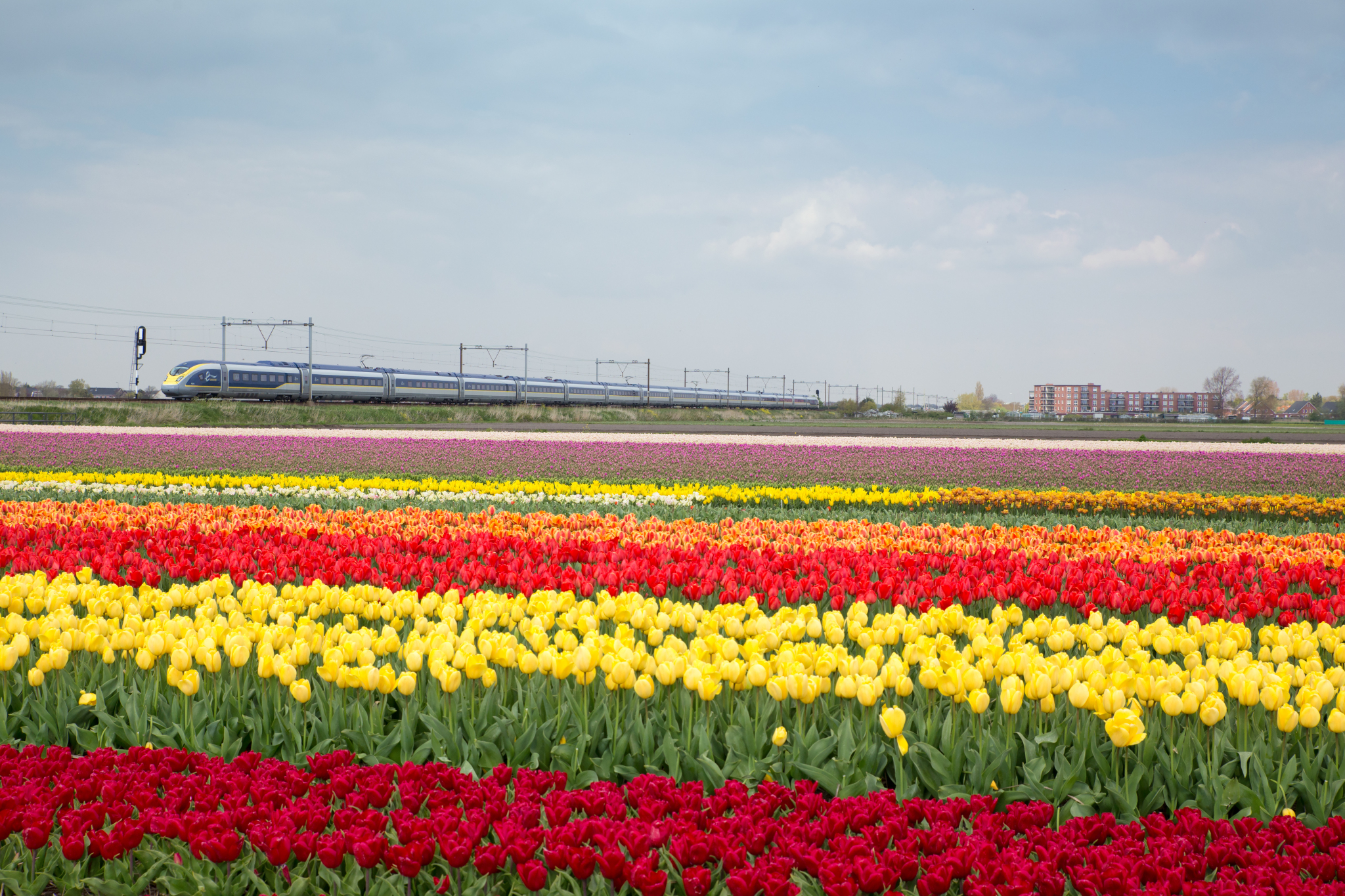 From April 4th You'll Be Able to Travel Direct from London to Amsterdam via Eurostar