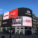 The New Piccadilly Circus Billboard: A Review