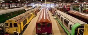 Event Alert: Visit the London Transport Museum's Acton Depot – Open Weekend in April