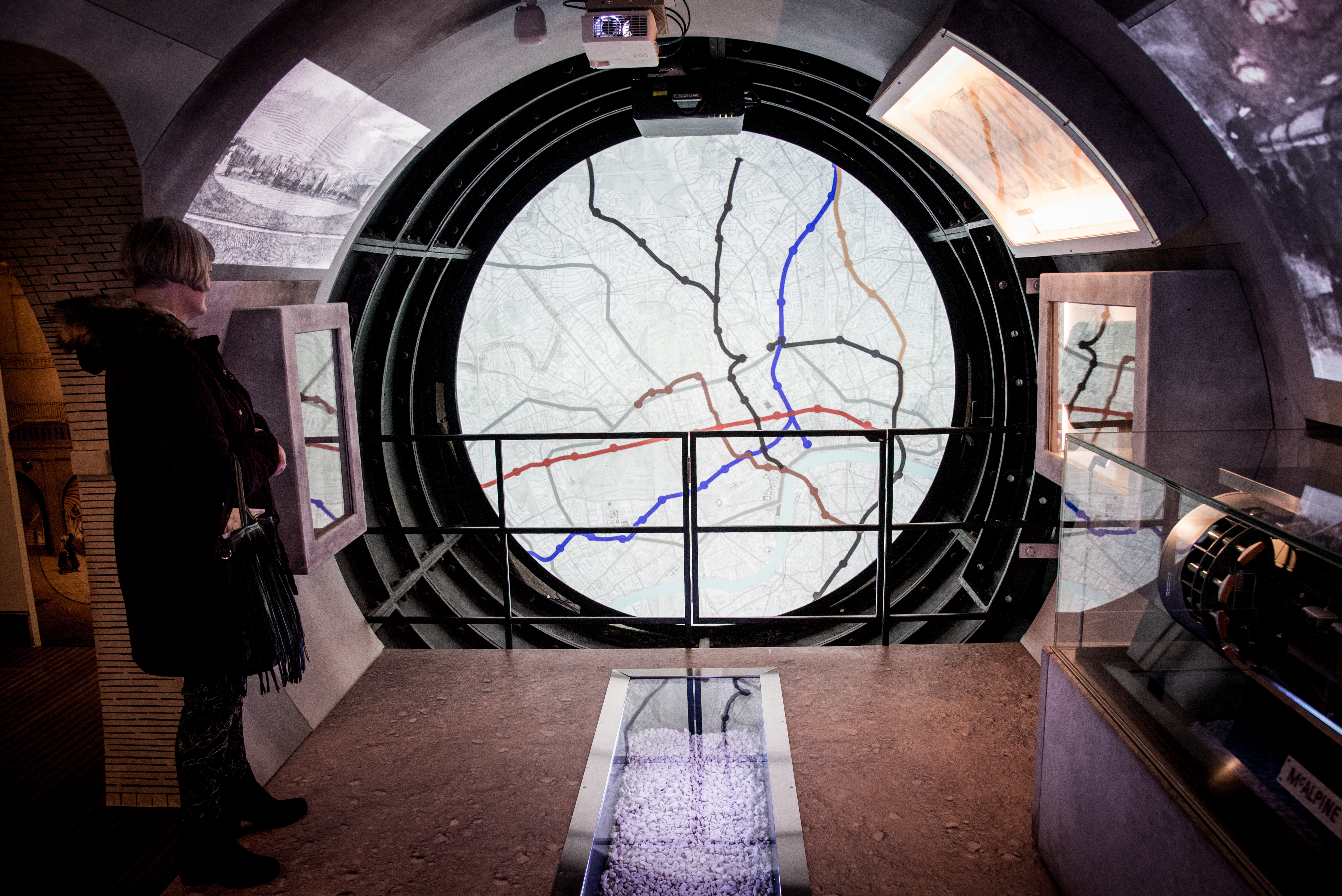 Digging Deeper gallery - London Transport Museum