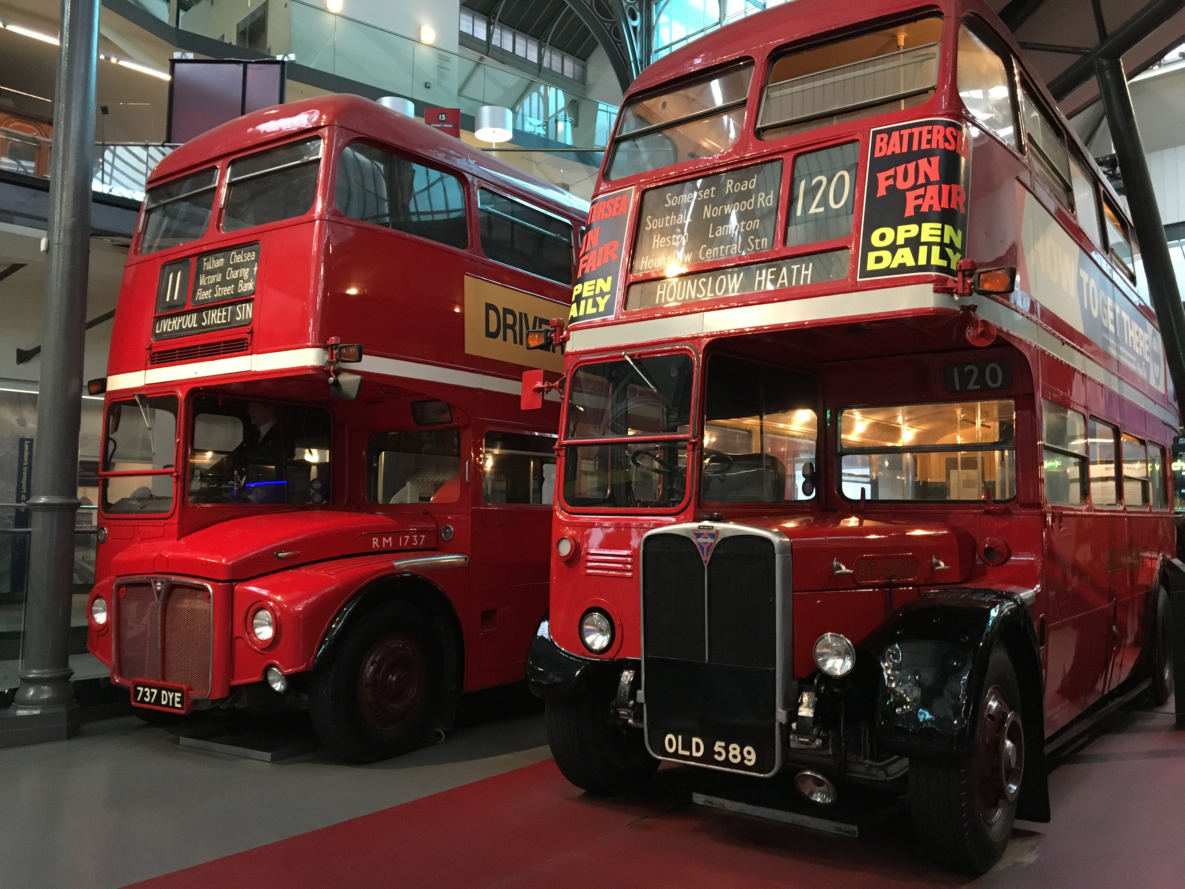 London Buses - London Transport Museum