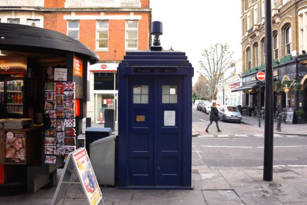 The London Fiver – Five Doctor Who Landmarks To Visit in London