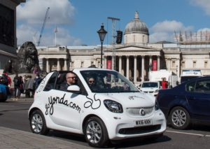 Laura's London: Go Yonda Car Tours of London – A Cool New Self-Driving Tour of London