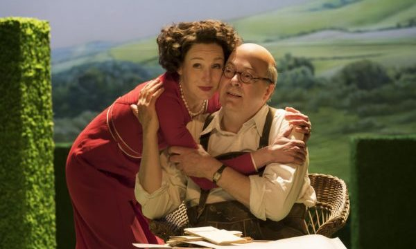 London Theatre: First Look at The Moderate Soprano Starring Roger Allam and Nancy Carroll