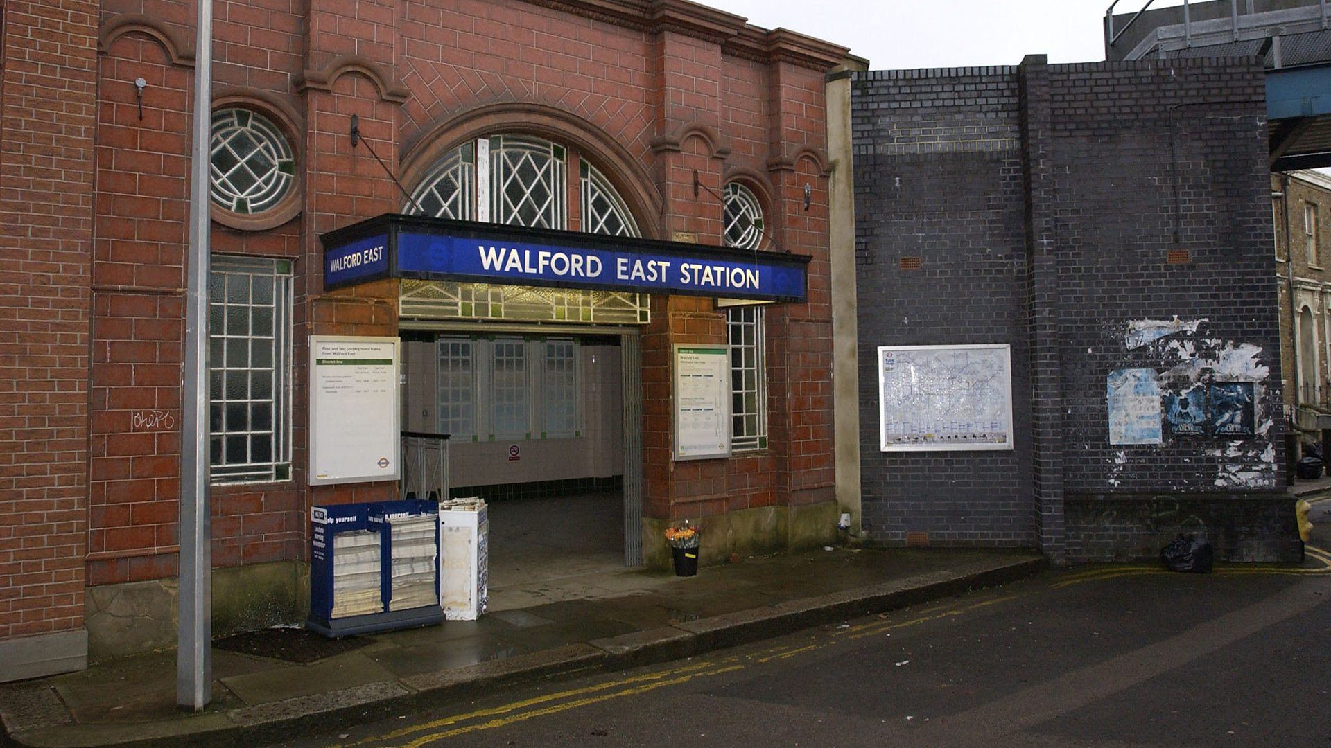 Tube of the Imagination: A Guide to Fictional Underground Stations
