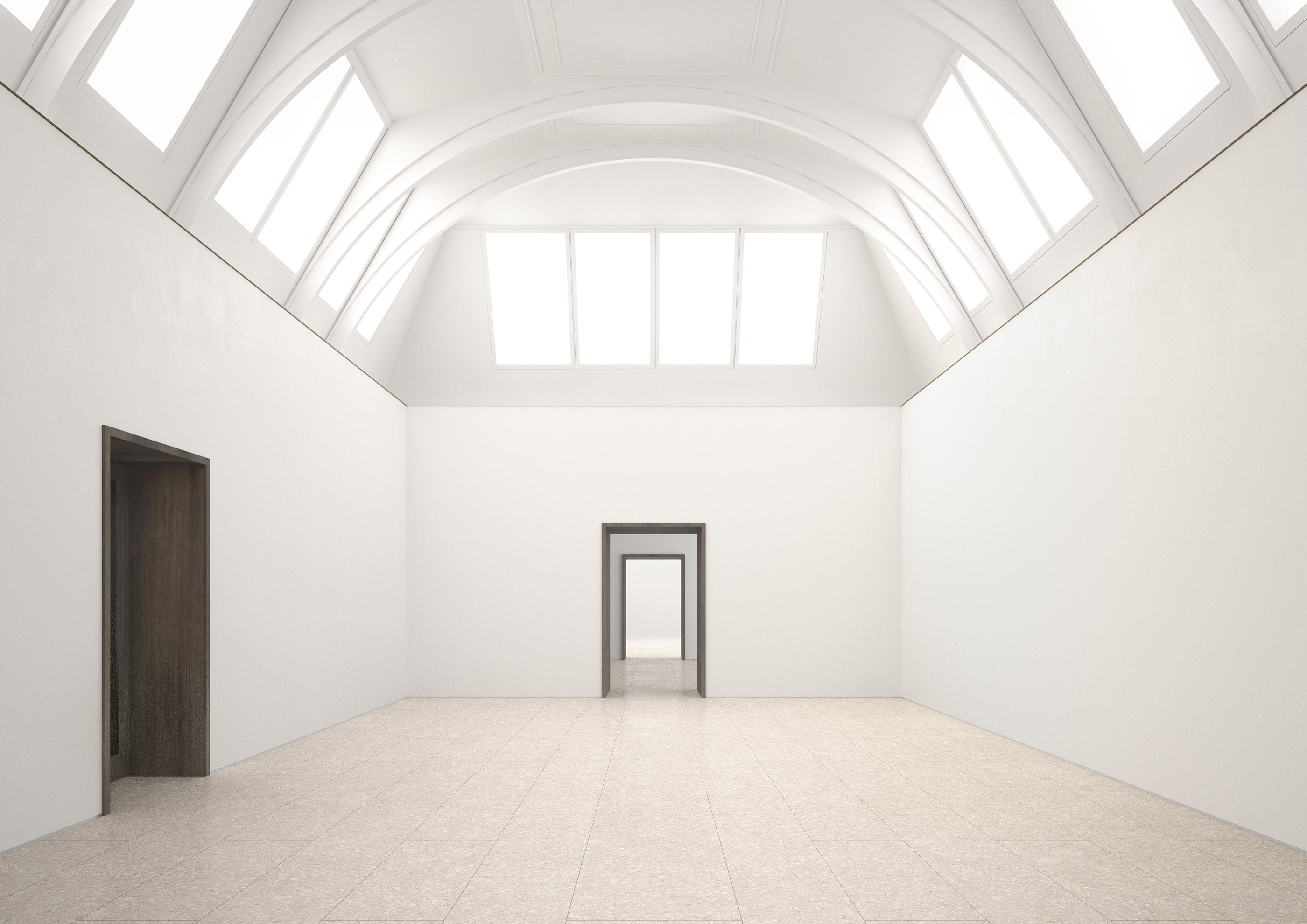 New Royal Academy - Burlington Gardens Galleries
